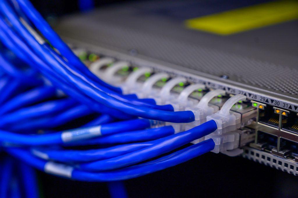 No internet on my Hetzner root server